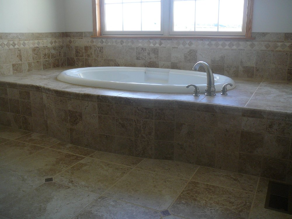 Ramsay and Son Construction - Custom Tile Work and Bathrooms