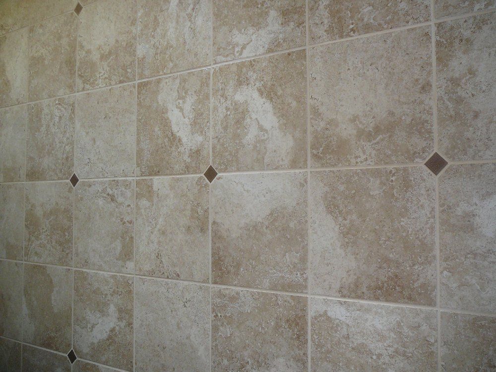 Custom Tile Work : Ramsay and son construction custom tile work bathrooms